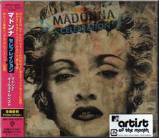 MADONNA Celebration - 2009 CD Album