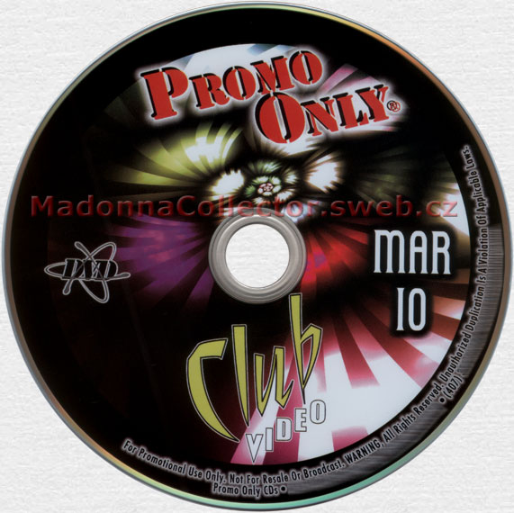 MADONNA Celebration - Felguk Love Remix Video - Promo Only Club DVD March 2010