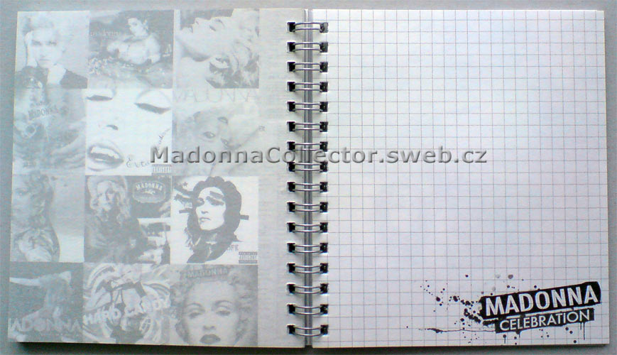 MADONNA Celebration - 2009 Taiwanese 36-track 2CD album in long box with notebook (9362-49729-6)