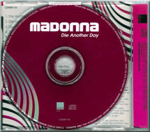 MADONNA Die Another Day - 2002 Brazilian 7-trk CD Single (CDWP119)