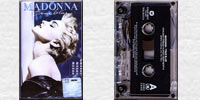 MADONNA True Blue Cassette Poland
