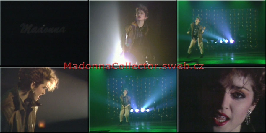 MADONNA Everybody - Full-length Video on Promo Only DVD