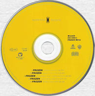 MADONNA Frozen - 1998 Colombian 5-trk Promo CD (9362-43990-2)