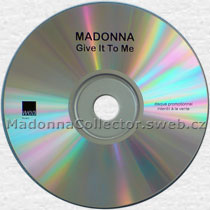 MADONNA Give It 2 Me - French 9-trk Promo CD-R