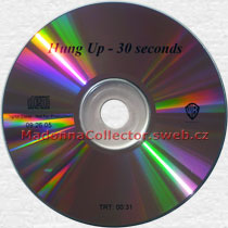MADONNA Hung Up (30 seconds teaser) - 2005 USA In-House Advance Promo CD-Reference (09/26/05)